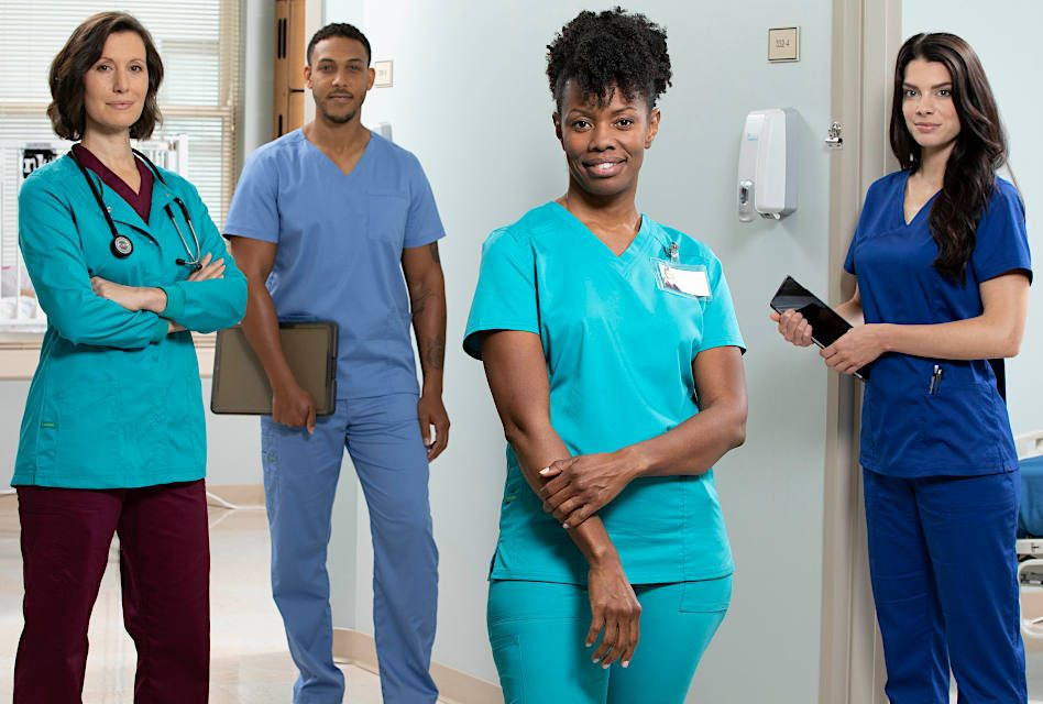 Grahame Gardner to supply new US stretch healthcare clothing range