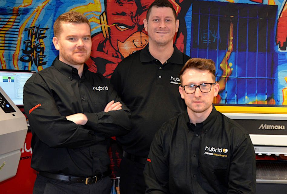 Hybrid Services appoints three new members to its sales and technical teams
