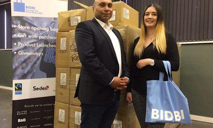 Sheffield tote bag manufacturer BIDBI expands premises