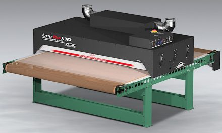 Vastex introduces infrared conveyor dryer with two metre wide conveyor belt