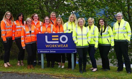 Leo Workwear introduces women's hi-vis sweatshirt