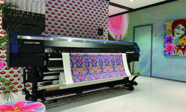 Mimaki launches new hybrid digital textile printer at Itma 2019