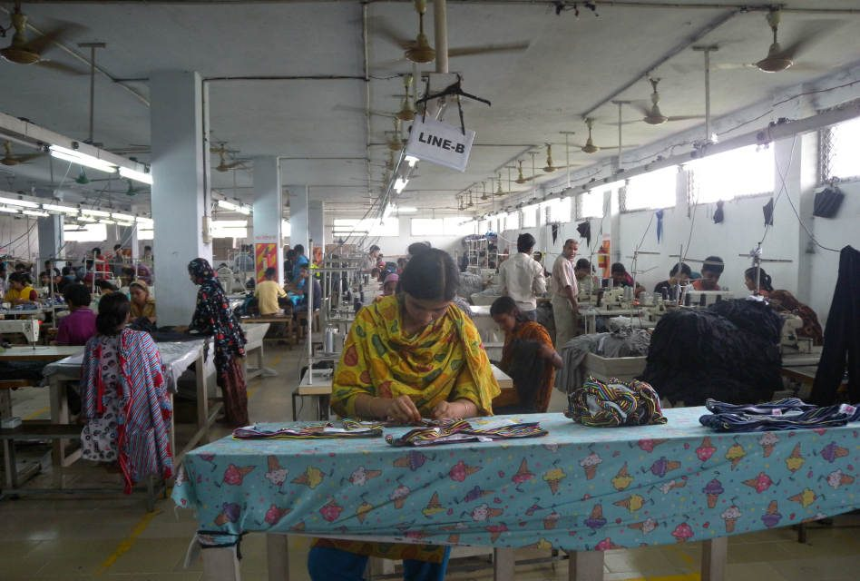 Research reveals global garment companies are failing to provide workers with living wage