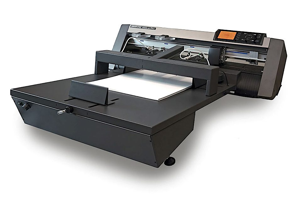 Graphtec GB introduces larger-format F-Mark automatic digital cutter