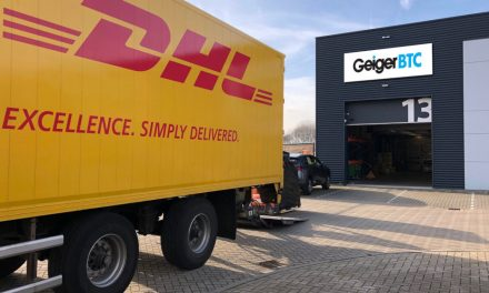 GeigerBTC opens distribution centre in the Netherlands