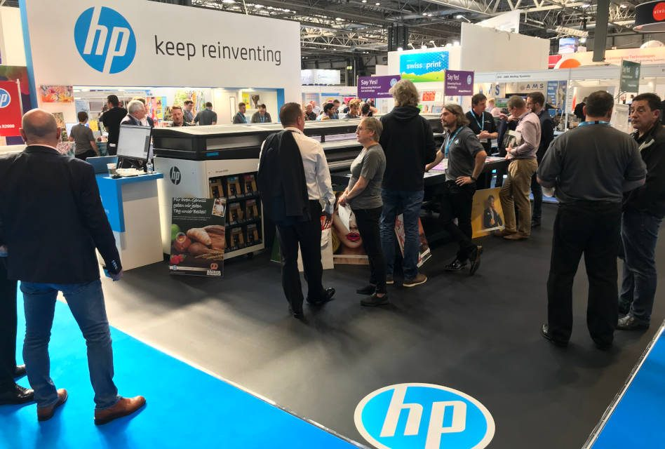 HP Stitch S to make UK debut at The Print Show 2019