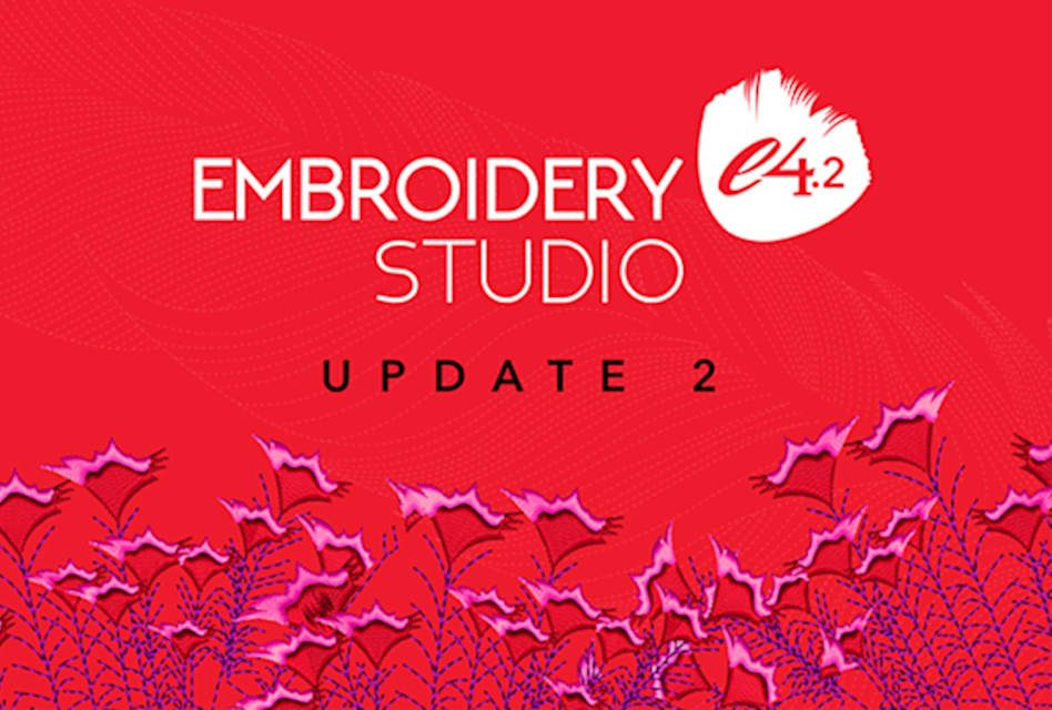 Wilcom launches updated EmbroideryStudio e4.2