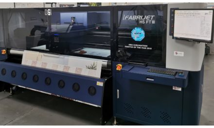 YPP invest in a Sabur DGI HSFTIII sublimation printer