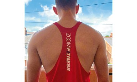 Gym Vest by Zoom Clothing