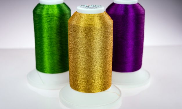 Madeira introduces new CR Metallic thread