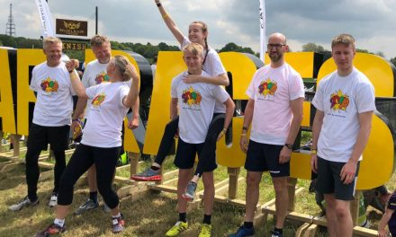 The Cotton Textile Company raise over £1000 for SNAP charity
