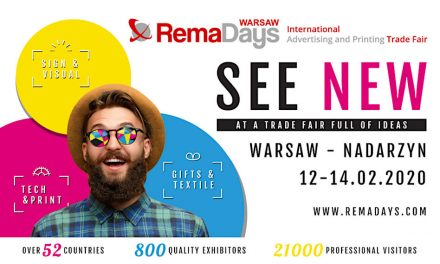 RemaDays Warsaw 2020 to be held in February