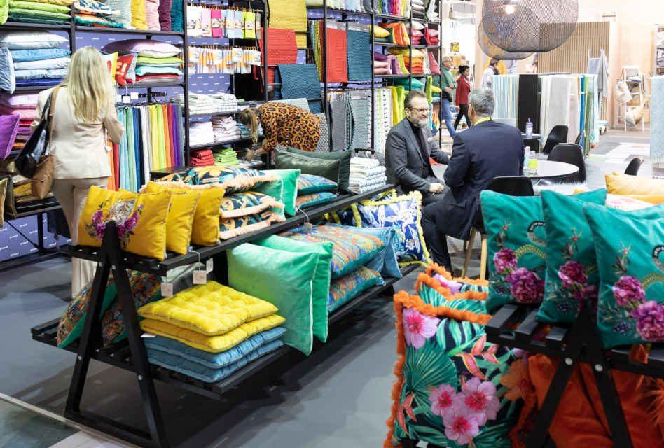 Heimtextil trade fair to celebrate 50th anniversary in 2020
