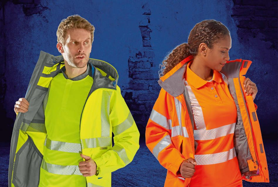 Talking hi-vis apparel with Luke Alcock