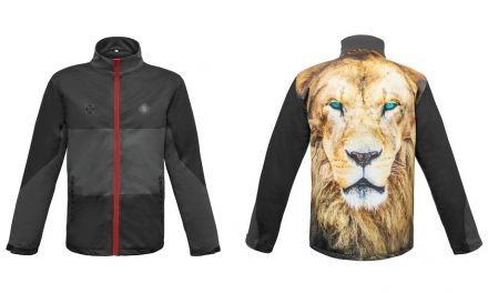 Screenworks launches fully sublimated softshell jacket