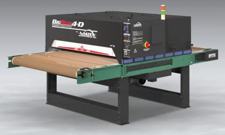 Vastex launches conveyor dryer with pre-heating zone and air-flow mapping