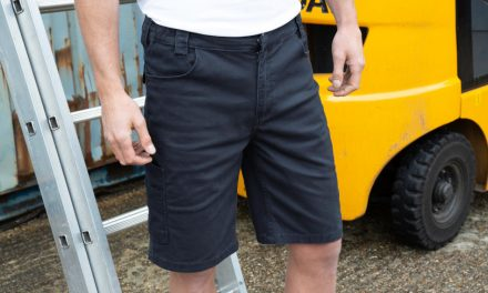 Work-Guard Workwear launches new chino shorts