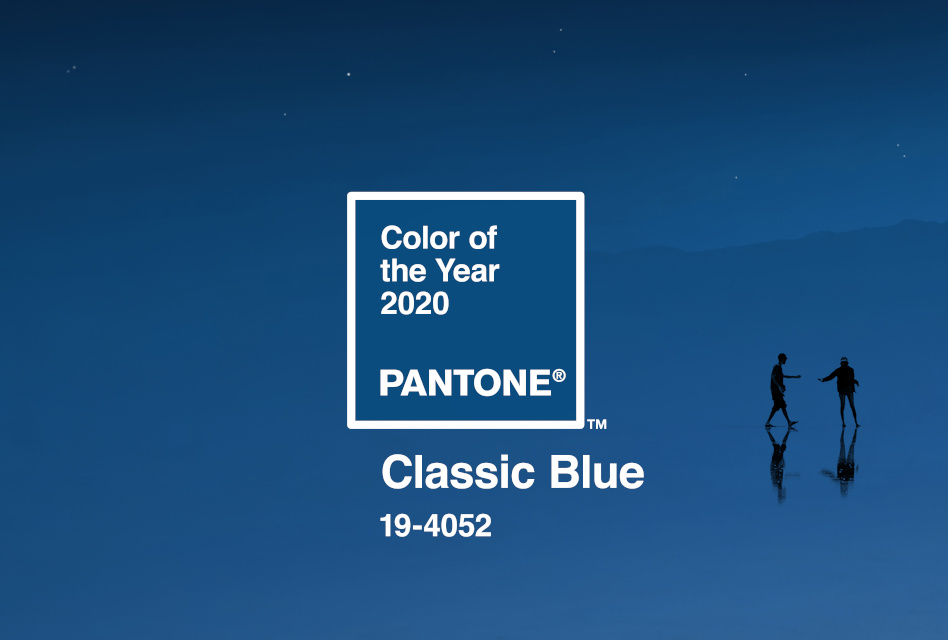 Pantone Colour of the Year 2020 revealed as Classic Blue