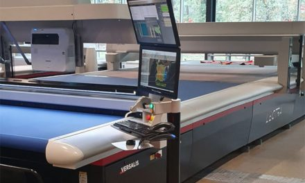 Tibard invests in Lectra Vector IX fabric cutting machine to boost production
