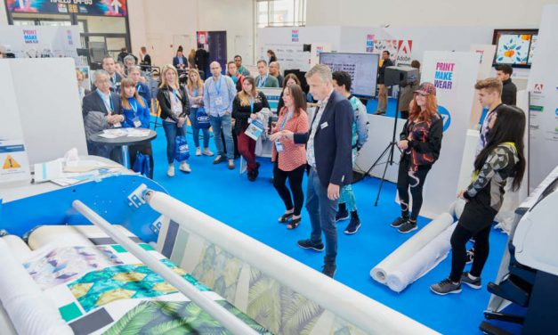 Print Make Wear at Fespa 2020 to highlight sportswear production