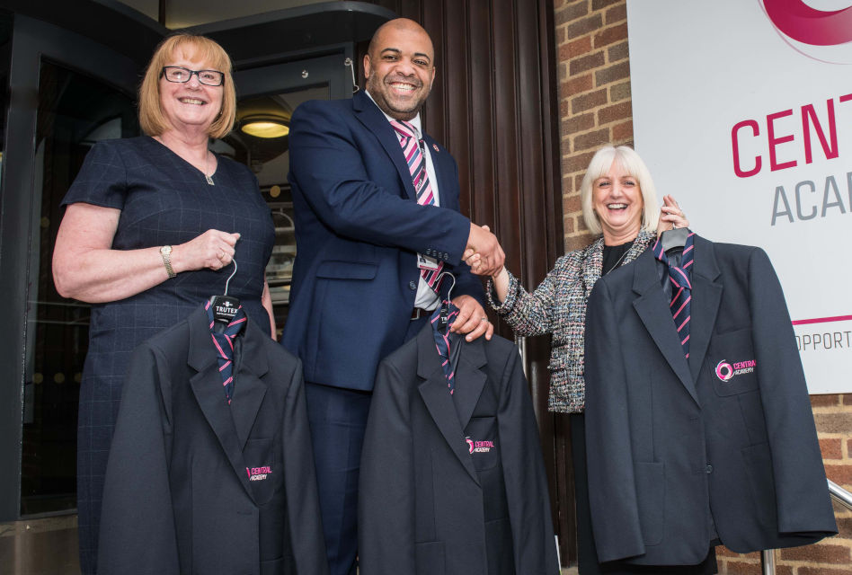 Local schools and retailers unite for uniform 'giveaway' campaign