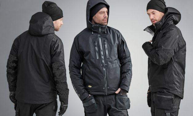 Snickers Workwear launches FlexiWork Insulated Jacket and Trousers