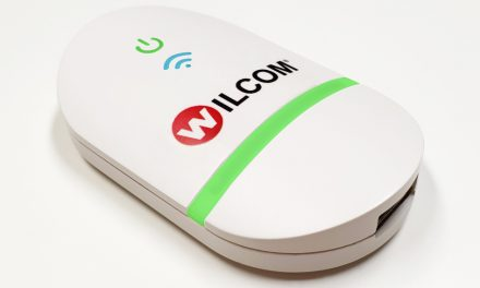 Wilcom introduces EmbroideryConnect WiFi device