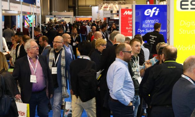 Sign & Digital UK announces first textile digital printing exhibitors for 2020 event