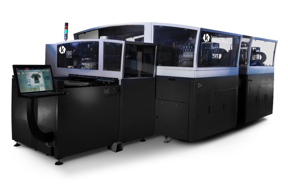 Kornit Digital to launch new retail-ready DTG machines at Impressions Expo Long Beach 2020