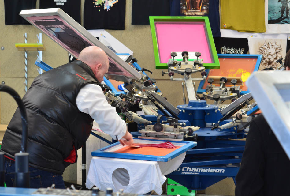 Screen Print World announces dates for Print Academy training course