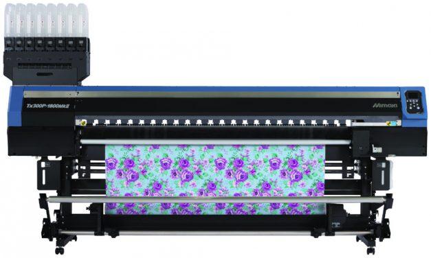 Mimaki to showcase new hybrid digital textile printer at Fespa 2020