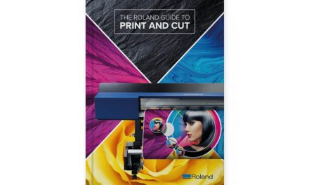 Roland DG release guide to print-and-cut technology