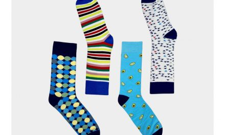 Screenworks introduces custom-made socks