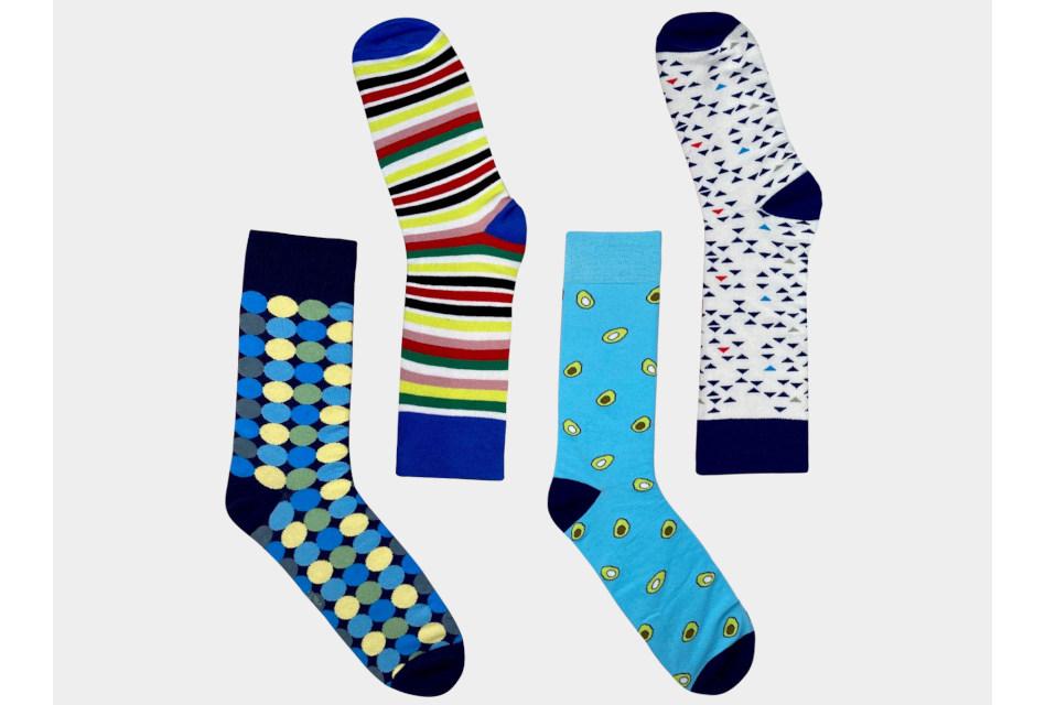 Screenworks introduces custom-made socks