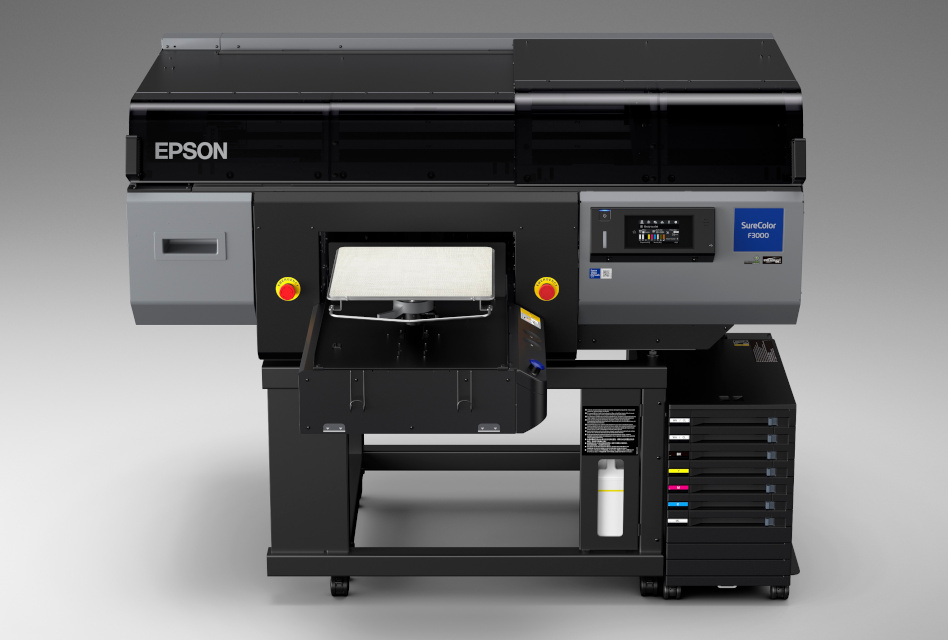 Xpres announced exclusive UK distributor of new Epson SureColor SC-F3000