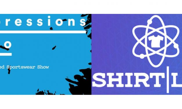 Impressions Expo Atlantic City and Shirt Lab Women's Nexus Chicago postponed