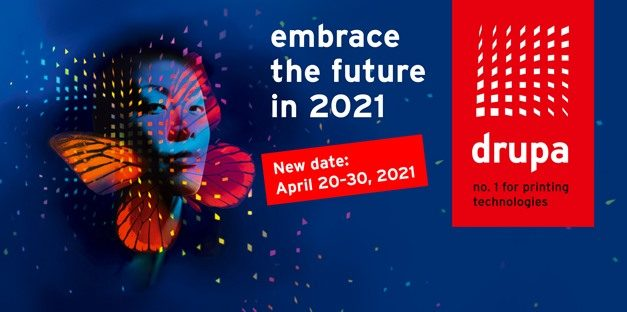 Drupa 2020 trade fair postponed to April 2021