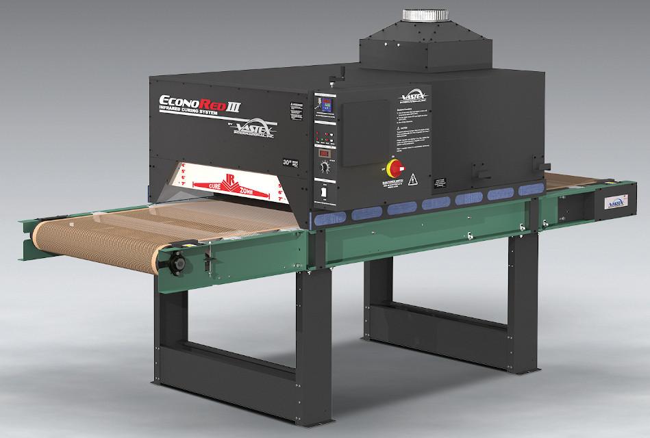 Vastex introduces EconoRed ER-III-30 high capacity dryer