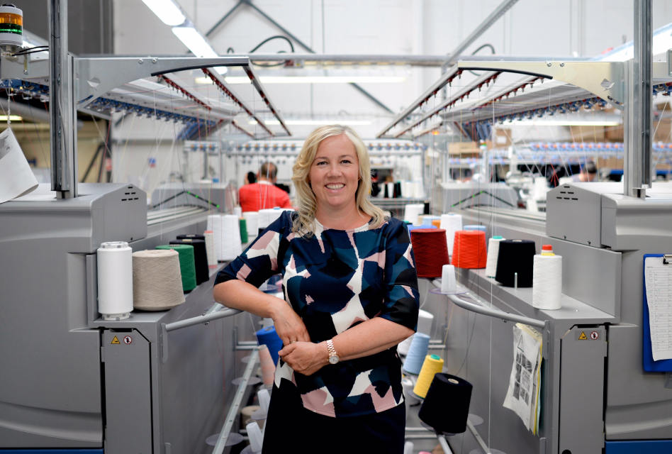 UK fashion and textile manufacturers report increase in demand since the coronavirus outbreak