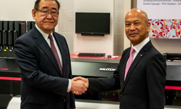 Changing faces: Kenji Yasuhara and Mitsuo Takatsu – Mutoh Europe