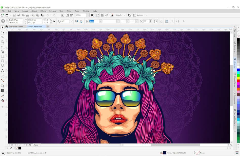 CorelDraw introduces CorelDraw Graphics Suite 2020