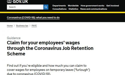 Updated: Coronavirus Job Retention Scheme, furlough eligibility cut-off, plus delaying import duty and VAT