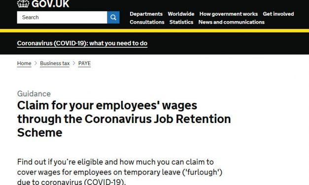 Updated: Coronavirus Job Retention Scheme, furlough eligibility cut-off, plus delaying import duty and VAT