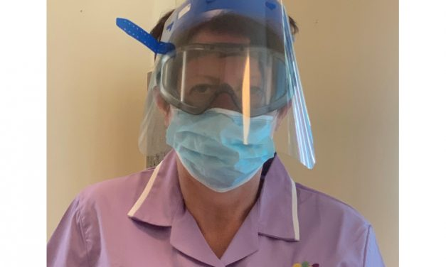 Covid-19: GS UK begins production of face shields