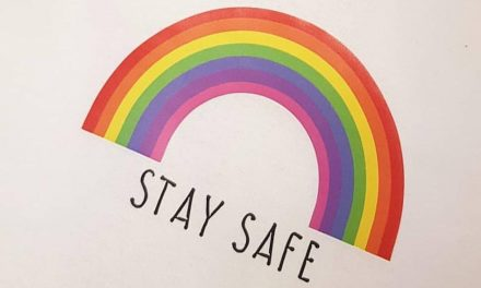 Stay Safe: Cr8tive Branding creates rainbow logo garments to raise money for NHS