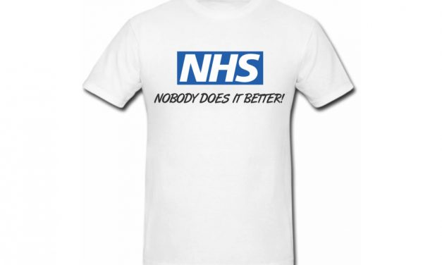 Uniform Supplies creates slogan tees and mugs to support the NHS