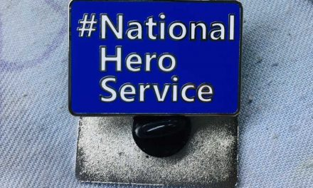 #NationalHeroService: Direct Print & Promotions launch NHS pin badge campaign