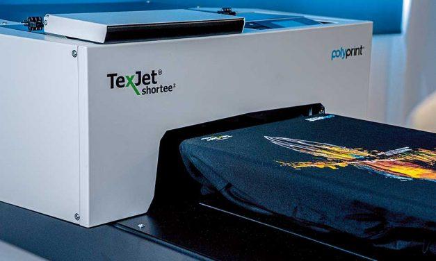 Polyprint: TexJet DTG Printers