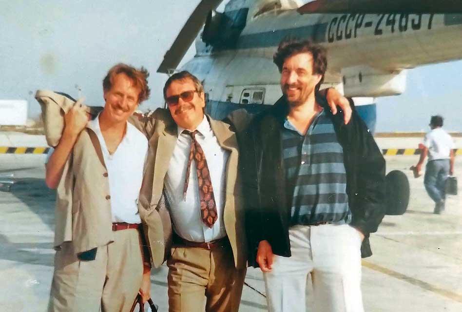 Obituary: Stuart Findlay
