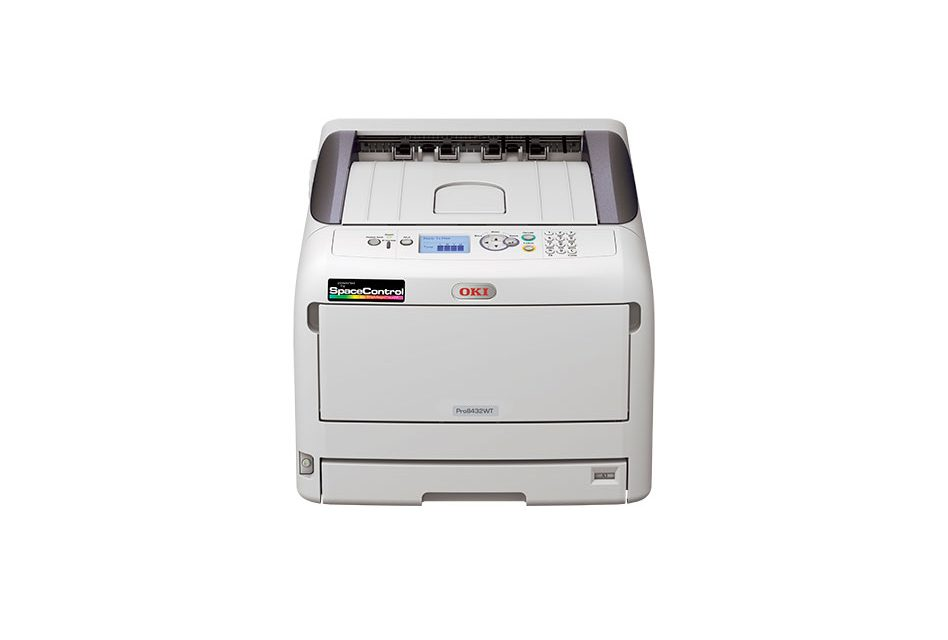 TheMagicTouch: Oki printers